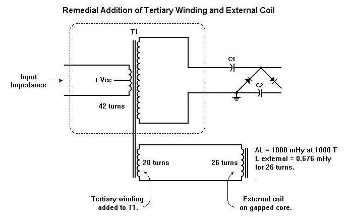 Tertiary Winding 2