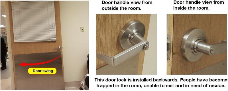 Emergency Room Lock