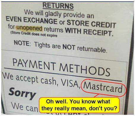 Mastrcard