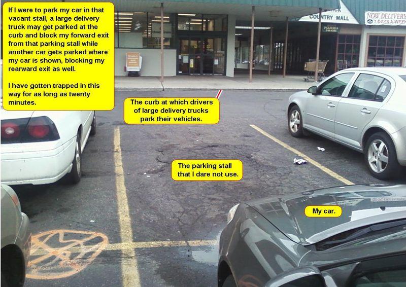 Parking Trap