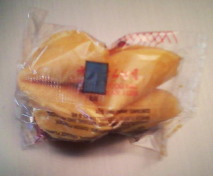 Double Fortune Cookies