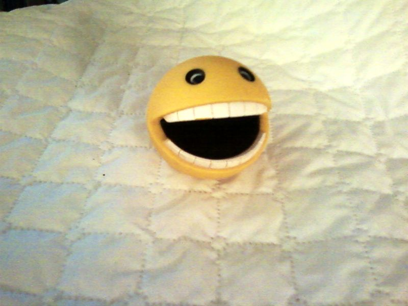 Pacman With Teeth
