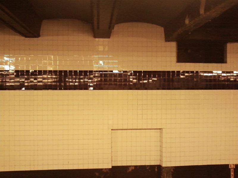 Subway WTC Station
