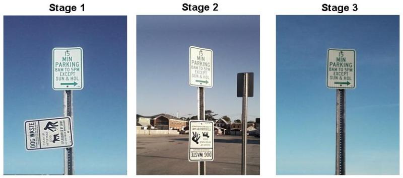 Broken Sign History