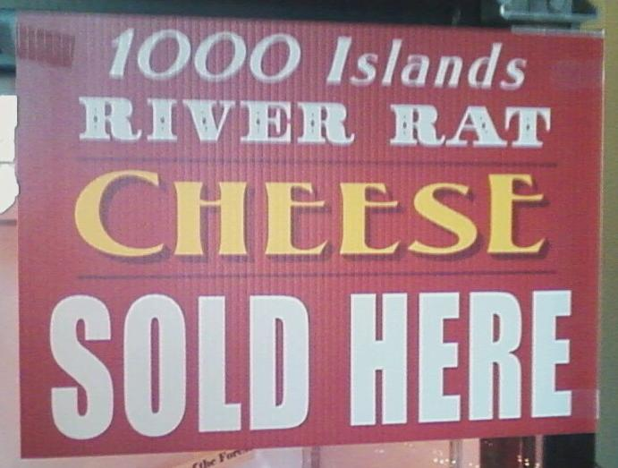 River Rat Cheese