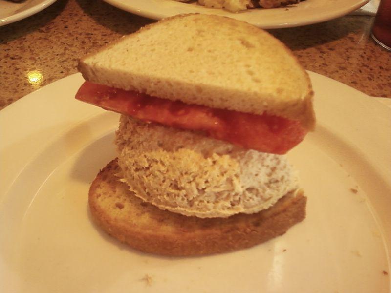 Skewed Sandwich
