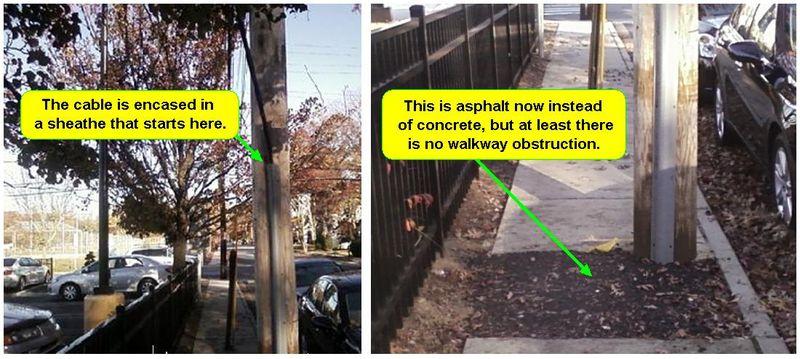 Hewlett Avenue, Wire 5