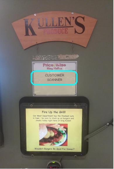 Scan The Customer