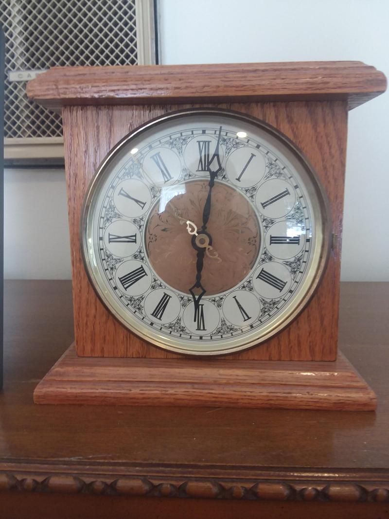 Clock Face  IIII