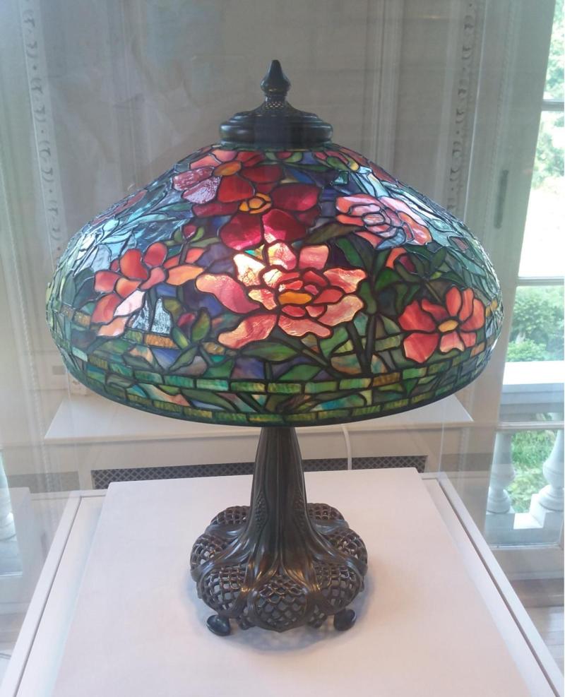 Tiffany and LEDs 1