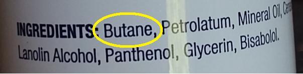 Butane 1
