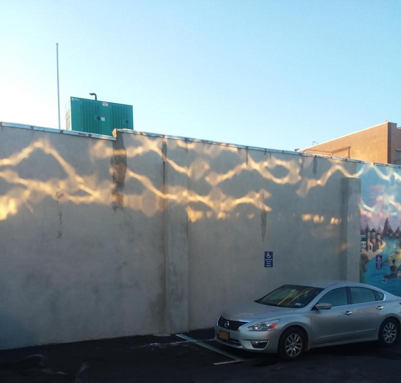 Freeport Light Show